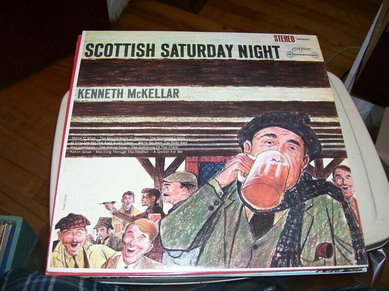 KENNETH MCKELLAR-SCOTTISH SATURDAY NIGHT