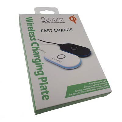 Wireless Qi Fast Charger (9V 1.67 A Output)