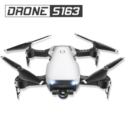 Foldable Drone - 2.4G WIFI FPV drone with 720p camera