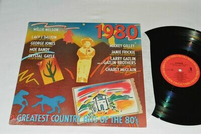 GREATEST COUNTRY HITS OF THE 80's