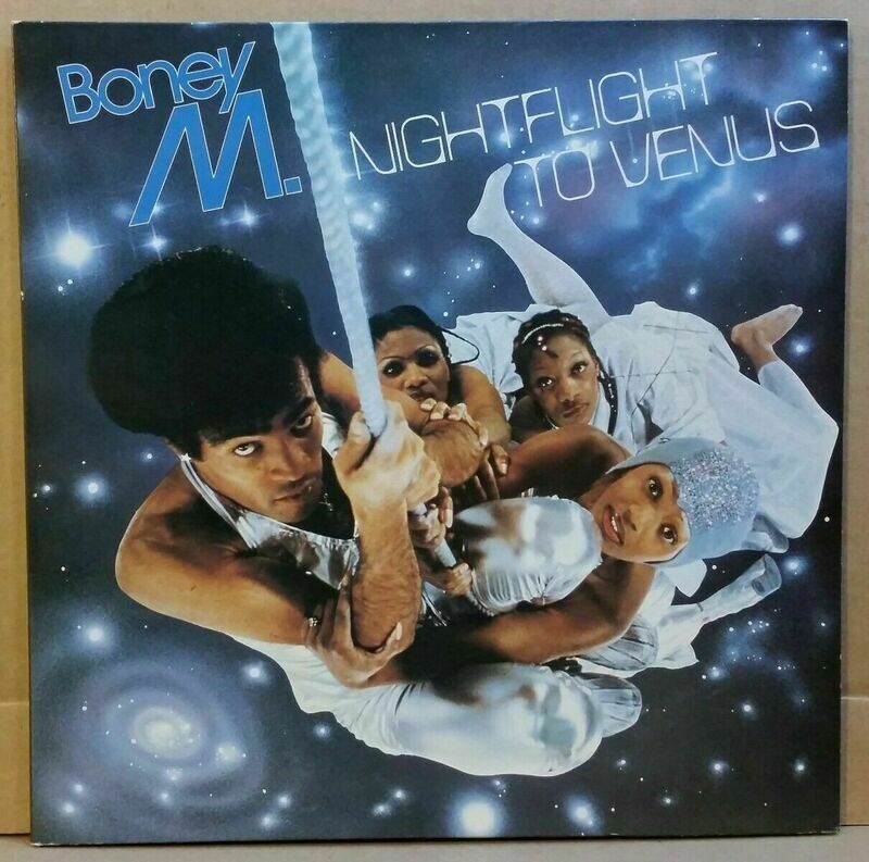 Boney M . Nightflight to Venus