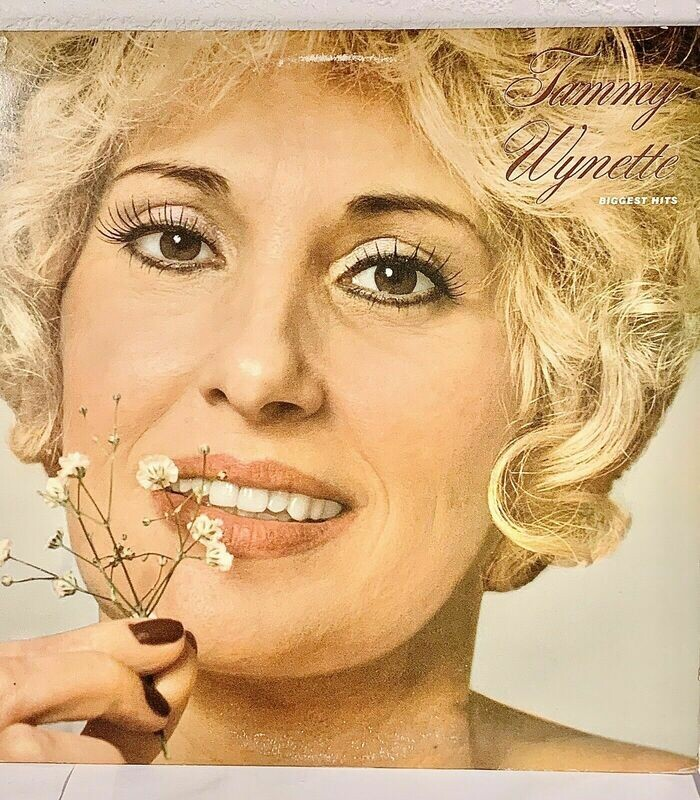 Tammy Wynette~Biggest Hits