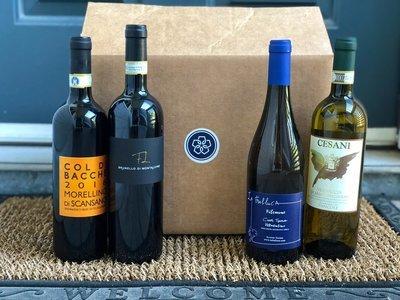 Tuscany Shipment