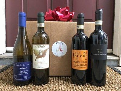 1 Year Bravino Wine Club Subscription