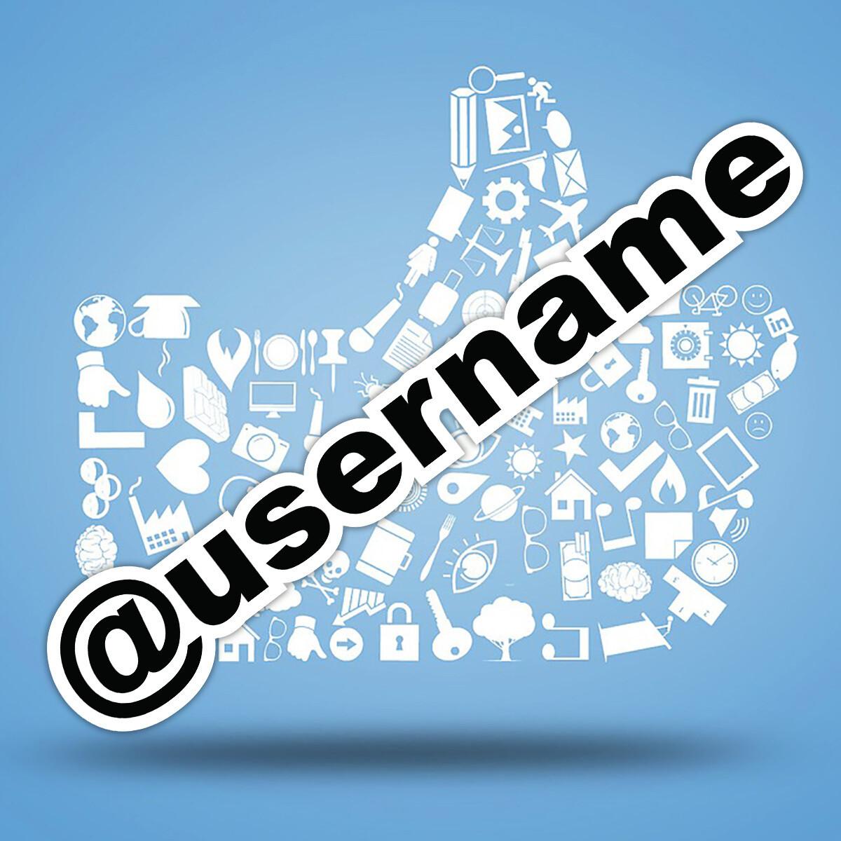 Custom Username Prop