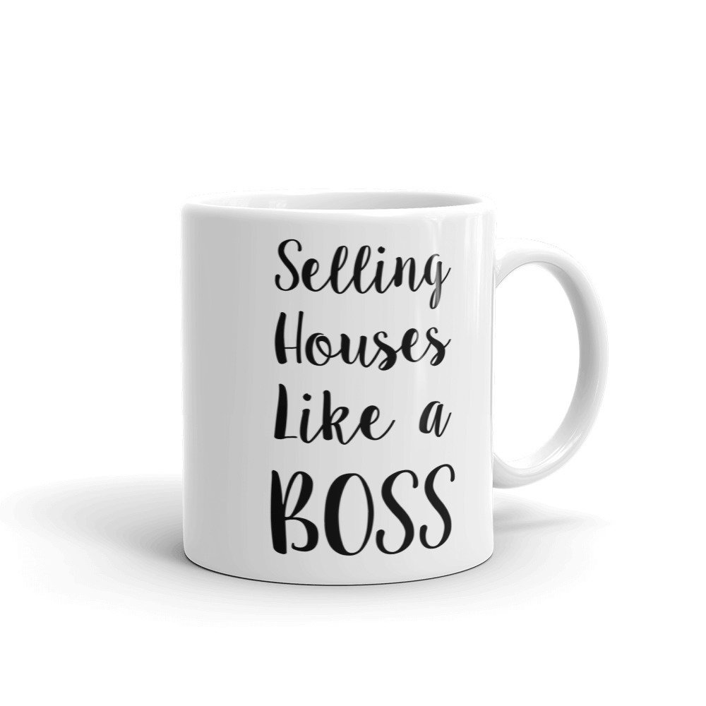 Selling Houses Like a BOSS Mug