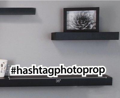 Custom Hashtag Prop