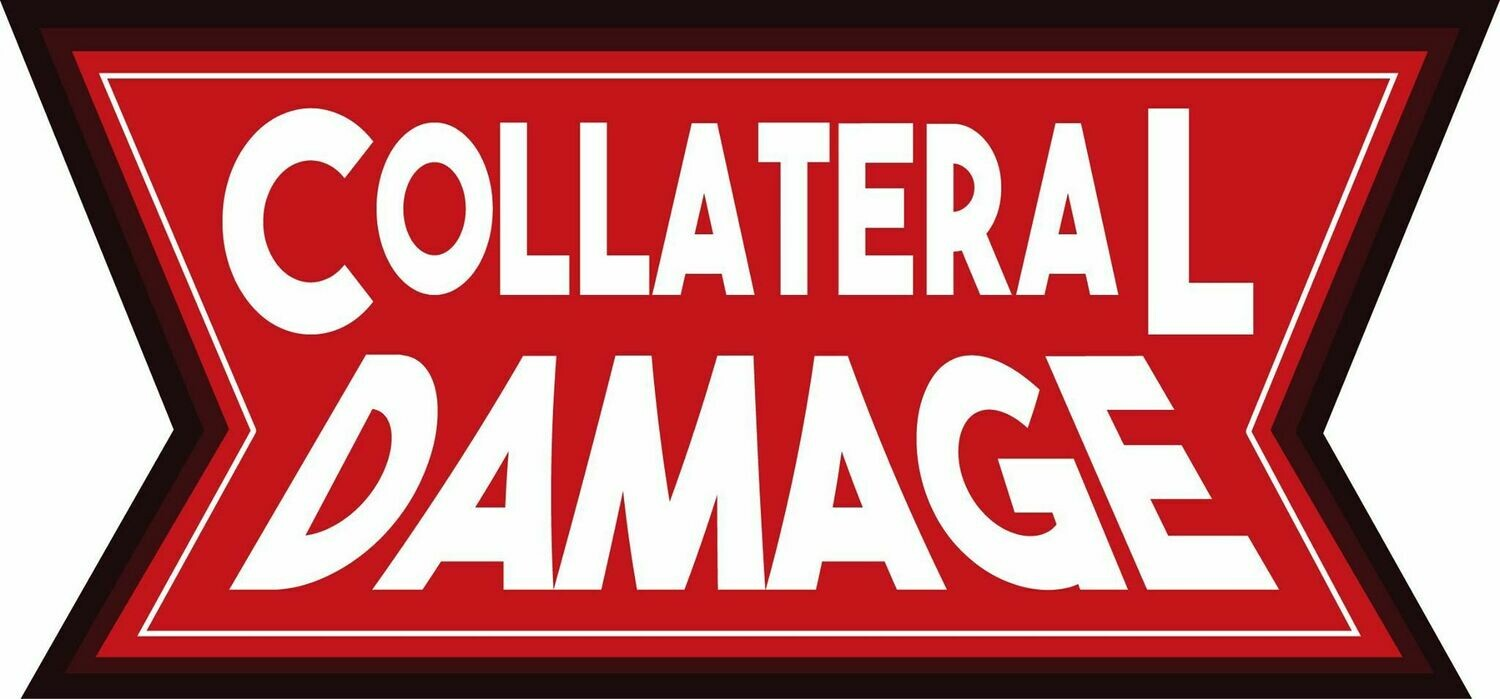 (RETAIL) Pre-Order Collateral Damage RPG (6 Copies)