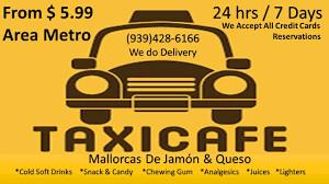 Taxi RIde Local ( Area Metro San Juan )
