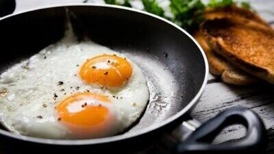 Huevo Frito / Huevo Sancochado / Revoltillo