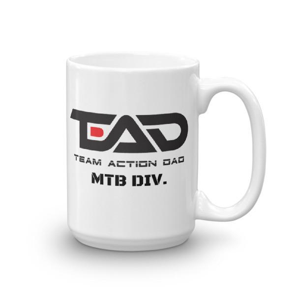 Morning starter MTB Mug