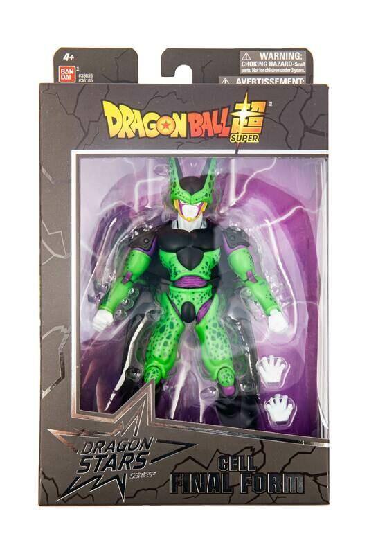 Dragon Ball Z Dragon Stars Cell (Final Form)