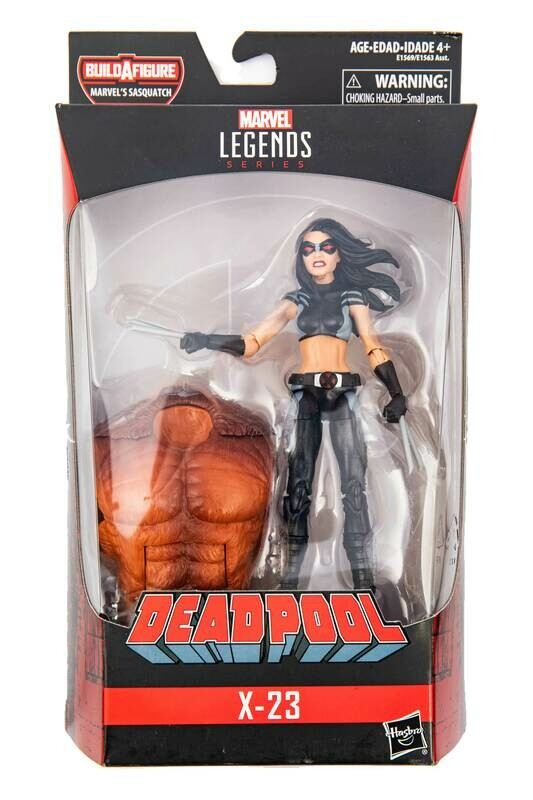 Deathlok Legends Series Action Figure