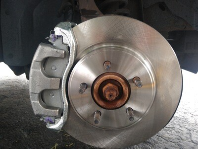 Luxury/Foreign Brakes