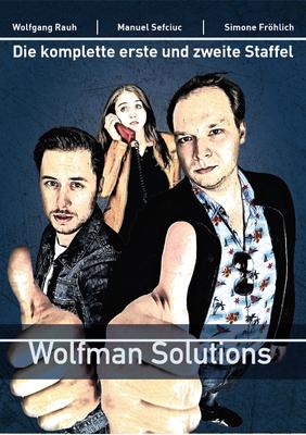 Wolfman Solutions - Die komplette erste und zweite Staffel