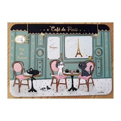 Cafe de Paris Amélie Laffaiteur ( In original )