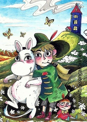​Moomin Trolly, Мумми Тролли