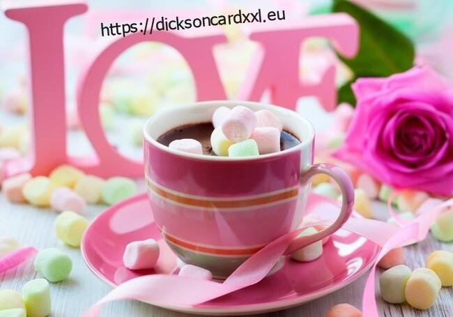 LO💖E . Горячий шоколад с маршмелоу