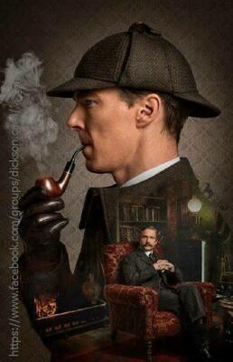 Sherlock Holmes and Dr. Watson Шерлок Холмс и доктор Ватсон