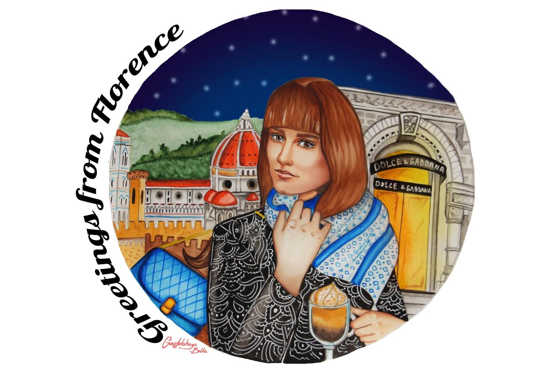 "Горожанка "" Florence """