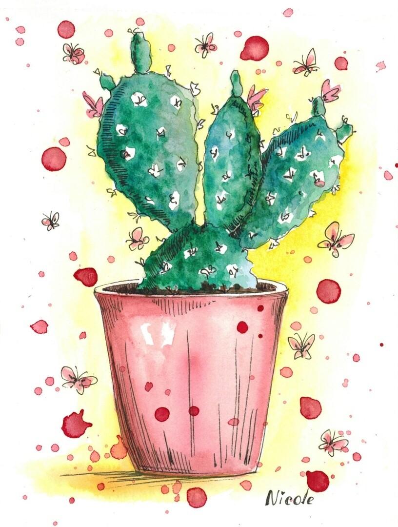 New. Cactus