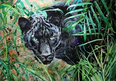 NEW. Panther