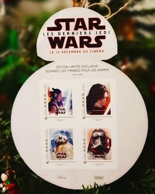 Stamp block Stars Wars