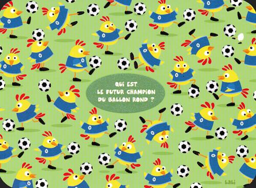 """Lali """"Futur champion"""" ( In original )"""