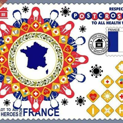 COVID-19 France