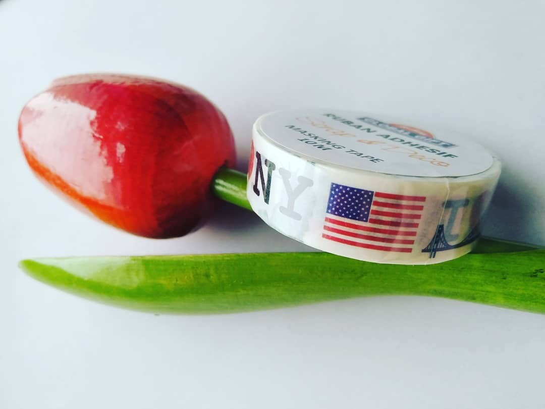 Masking tape - Thème USA / NY Декоративный скотч