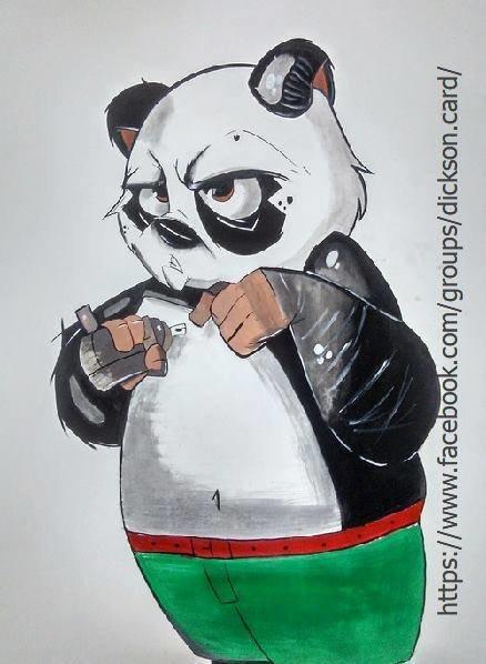 Panda Kung - Fu