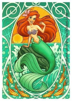 Disney, Little Mermaid Ariel