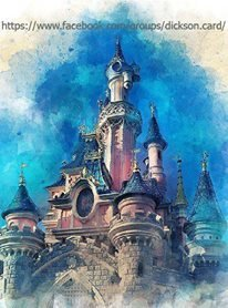 Disney 🎡, Castle in Disneyland.
