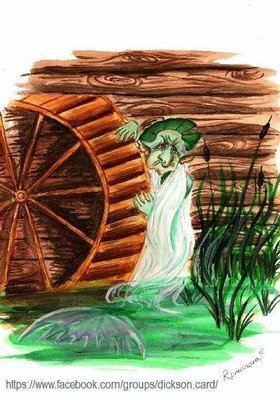 Water for the mill by © Victoria Romanova