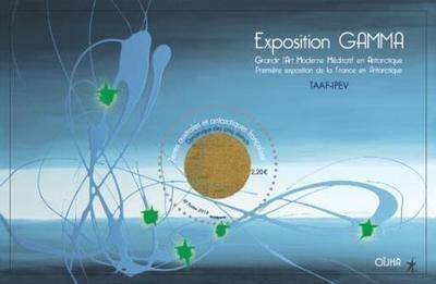 TAAF - Bloc Exposition Gamma - Dynamique des 5 districts