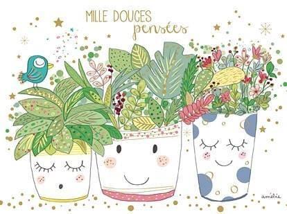 """"""" Mille douces pensées  """""""