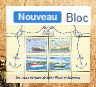 """""""Les vieux bateaux de Saint-Pierre-et-Miquelon"""""""