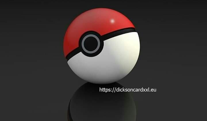 Pokemon ball 🌕