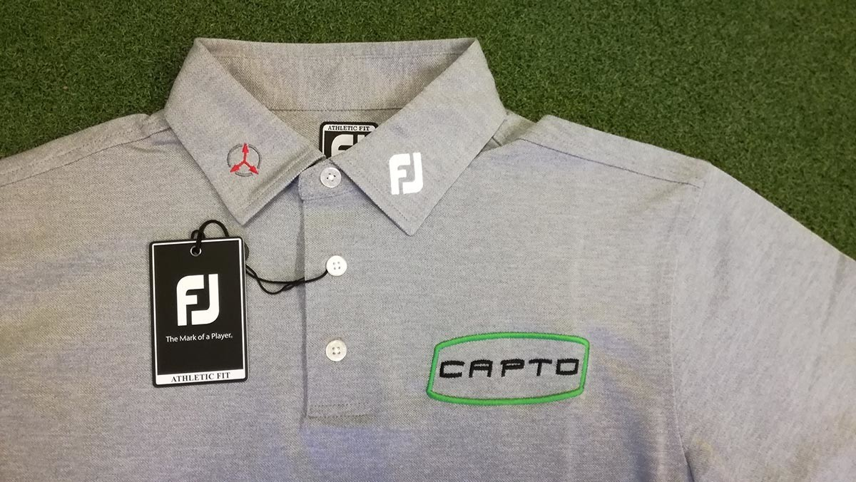 Capto man T-Shirt by FootJoy