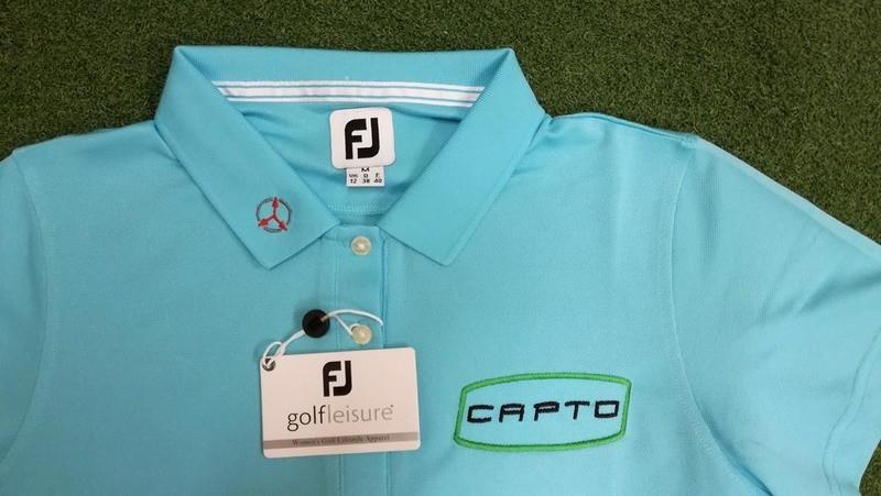 Capto lady T-Shirt by FootJoy