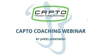 Webinar James Jankowski Capto expert coach