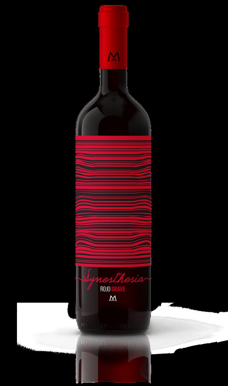 Synesthesia Rojo Grave 2018 750 ml