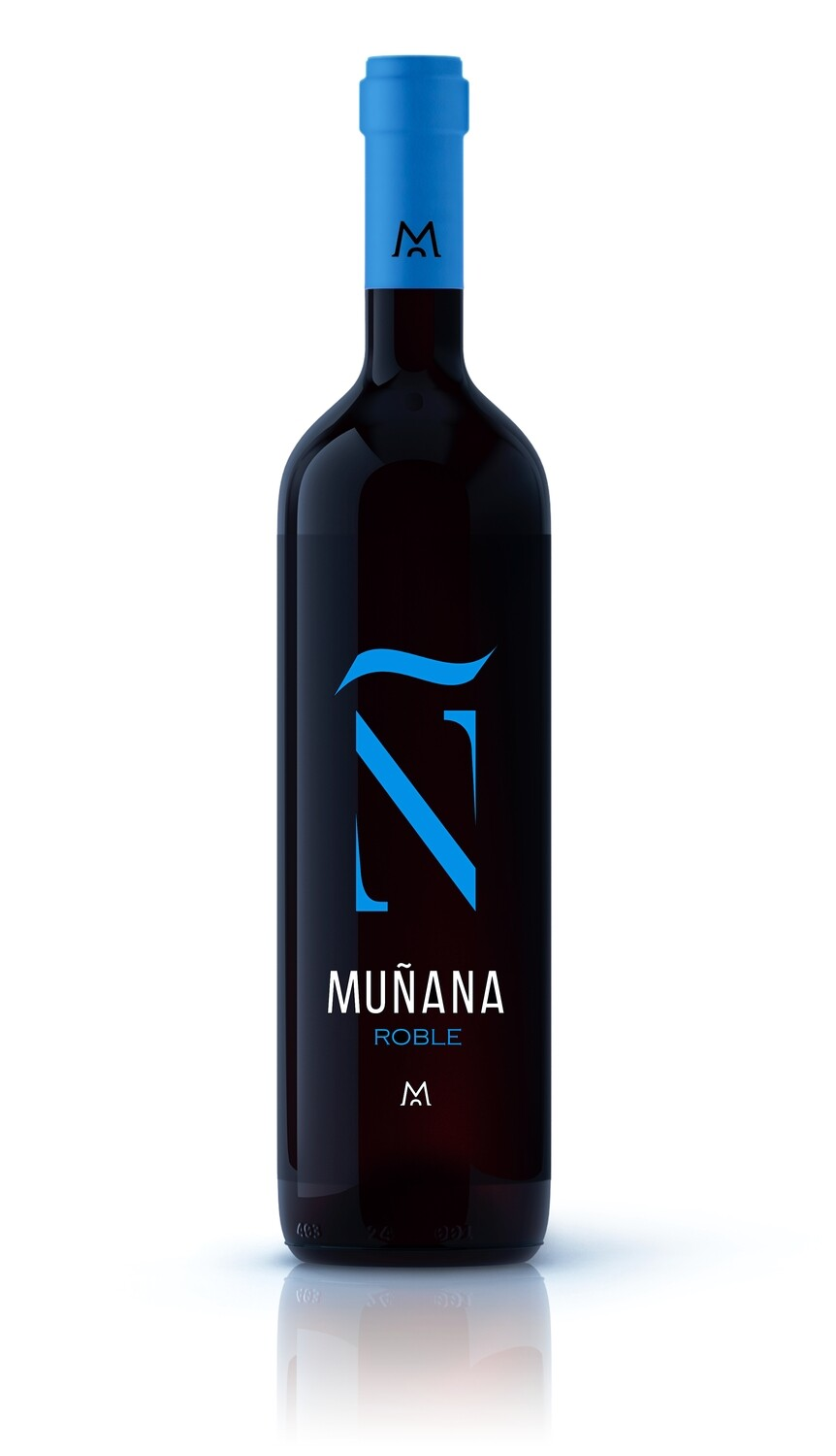 MUÑANA ROBLE BLUE 2018 750 ml