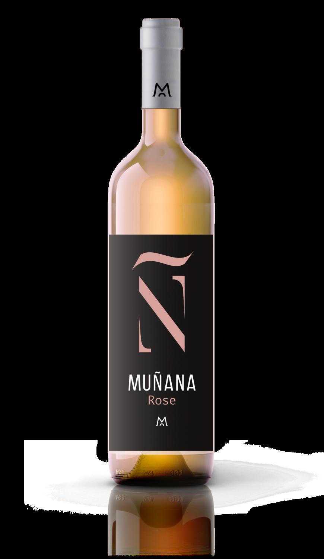 Muñana ROSE 2019 750 ml