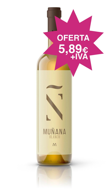 Muñana Blanco 2018 750ml