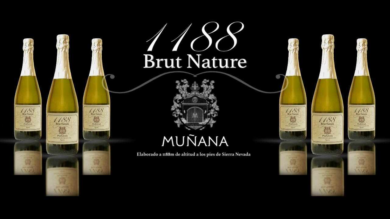 1188 Brut Nature  //  Caja 6 botellas