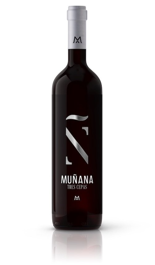 Muñana Tres Cepas 2017