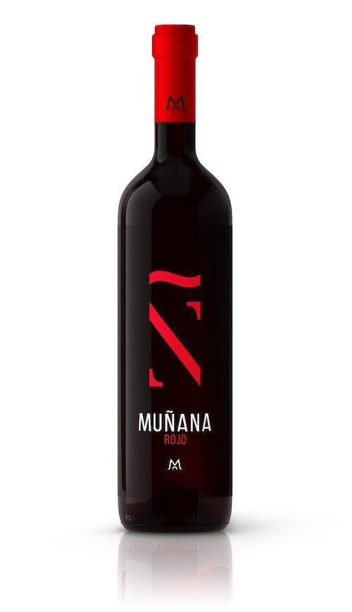 Muñana Ñ Rojo 2017 750 ml
