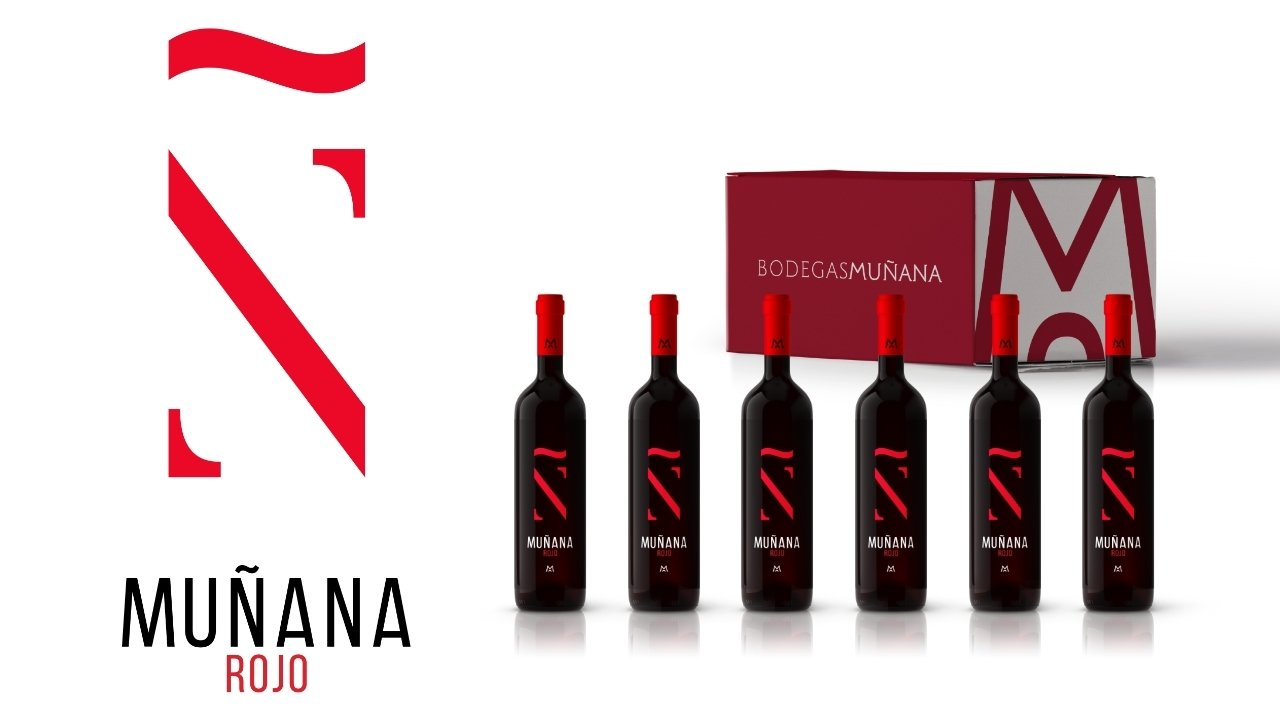 Muñana Rojo 2019 Caja 6 Unidades