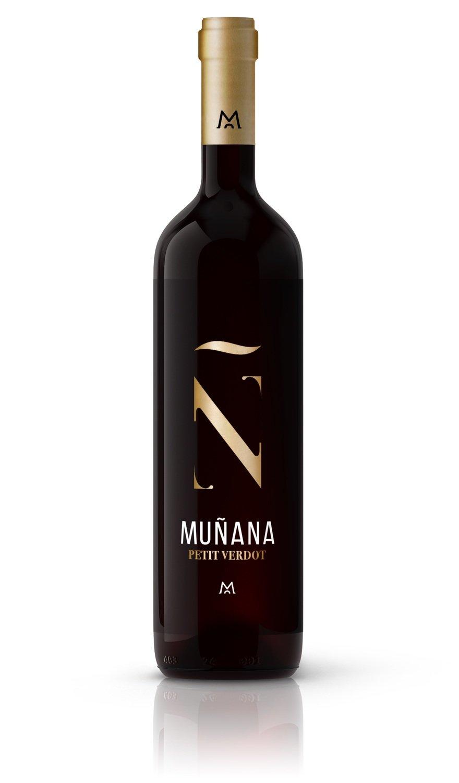 Muñana Petit Verdot 2010 750 ml